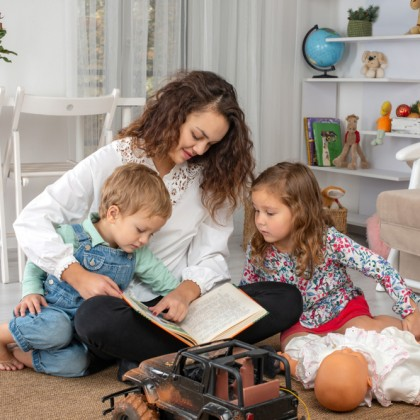 Home Decorating Tips for Families with Young Kids