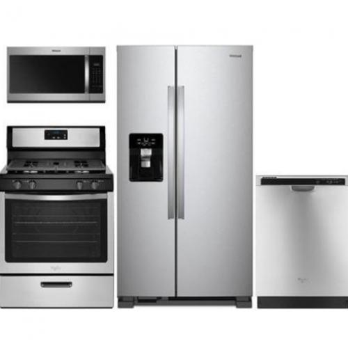 Whirlpool Black Friday Kitchen Suite